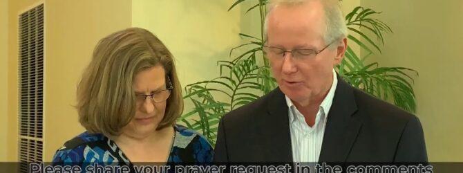 Refresh Prayer at Noon