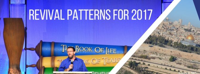 Releasing The Final Jubilee Revival Patterns for 2017 | Episode 843