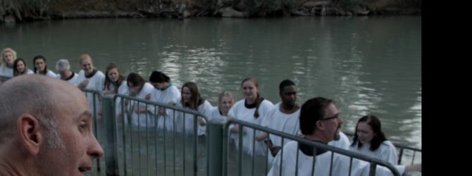 Remnant Jordan River Baptism