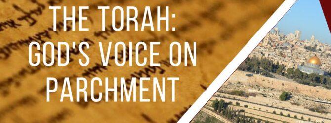 The Torah- God's Voice on Parchment | Episode 873
