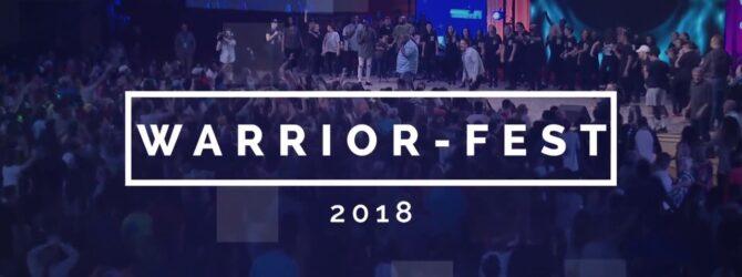 Warrior-Fest Promo 2018