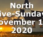 North Live-Sunday, November 15, 2020