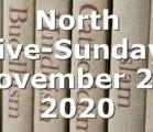 North Live-Sunday, November 29, 2020