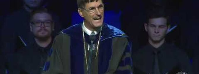 Dr. Paul Conn: You are LEE and the hand of God is upon you