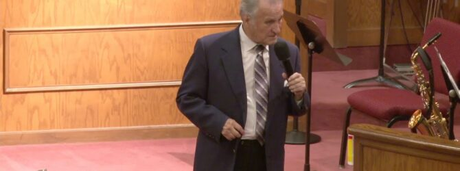 """""""The Call of Levi"""" Pastor D. R. Shortridge Wednesday Evening Service 11/11/20"""