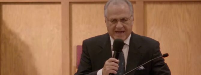 """""""The Messianic Features of Christ"""" Pastor D. R. Shortridge"""