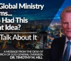 The Ministry Forums… Who Had This Bright Idea?