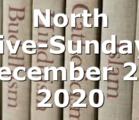 North Live-Sunday, December 20, 2020