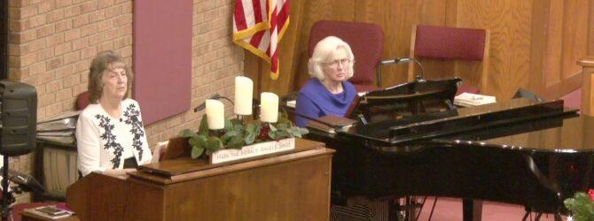 """God's Requirements"" Pastor D.R. Shortridge Sunday Evening Service – 12/13/2020"