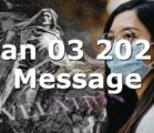 Jan 03 2021 Message