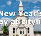 New Year's Day at citylife
