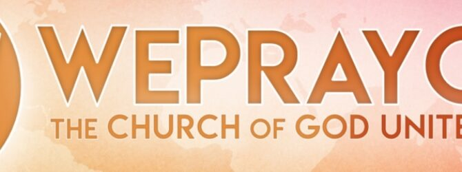 Dr. Hill Invites You To A Special Prayer Session