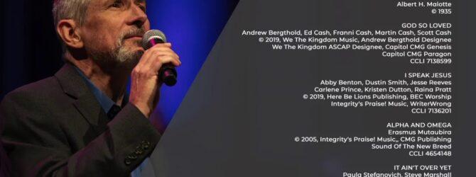Live Worship Service 02/21/21