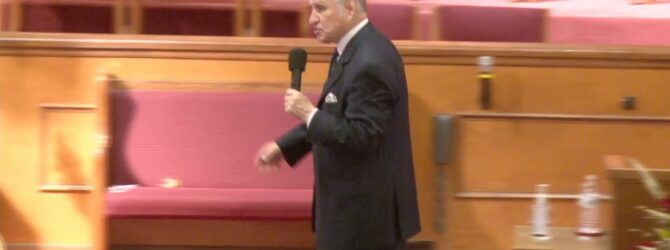 """""""Ready to Move"""" Pastor D.R. Shortridge Sunday Morning Service – 02/14/2021"""