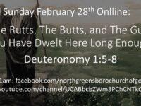Sunday Morning February 28th