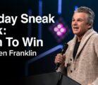 Sunday Sneak Peek: Born to Win | Jentezen Franklin