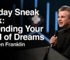 Sunday Sneak Peek: Defending Your Field of Dreams | Jentezen Franklin