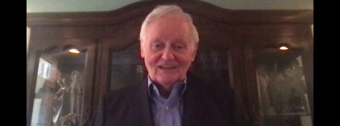 Bishop R. Lamar Vest Congratulates Dixon Pentecostal Research Center