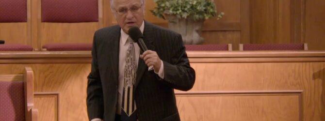 """Divine Perfection"" Pastor D.R. Shortridge Sunday Evening Service – 03/14/2021"
