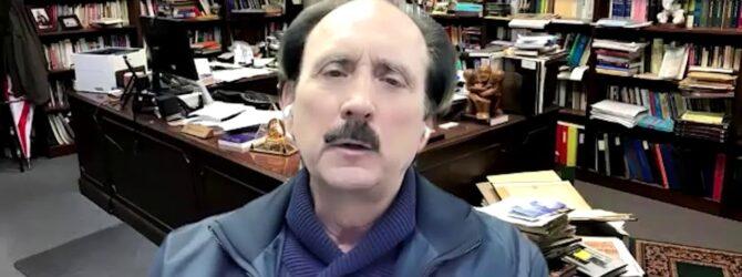 Dr. Harold D. Hunter Congratulates Dixon Pentecostal Research Center