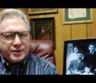 Pastor Michael Edwards Congratulates Dixon Pentecostal Research Center