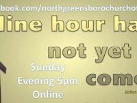 Sunday Evening March 21st