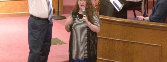 HolyGhost Service Rev. Terry Bowling Sunday Evening Service – 04/25/2021