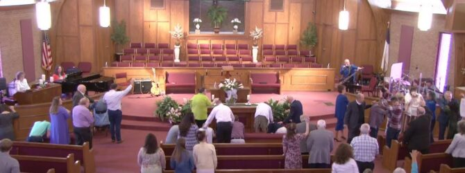 """""""Rise To The Occasion"""" Sunday Morning Service – 04/25/2021 Rev. Terry Bowling"""