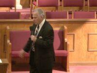 """Spiritual Satisfaction"" Rev. Harry Clark Sunday Evening Service – 04/11/2021"