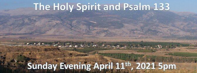 Sunday Evening April 11th