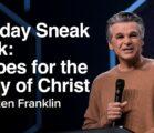 Sunday Sneak Peek: Heroes for the Body of Christ | Jentezen Franklin