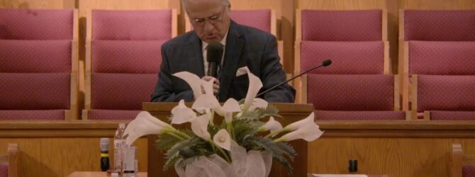 """""""The Church That's Used By God"""" Pastor D.R. Shortridge Wednesday Evening Service – 04/07/2021"""