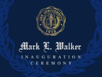The Inauguration of Dr. Mark Walker // Lee University