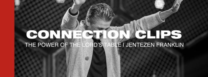 The Power of The Lord's Stable Connection Clip | Jentezen Franklin