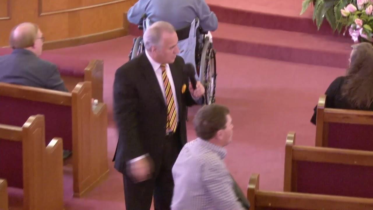 """""""Transformed, Transfigured, Transferred"""" Rev. Harry Clark Sunday Morning Service – 04/11/2021"""