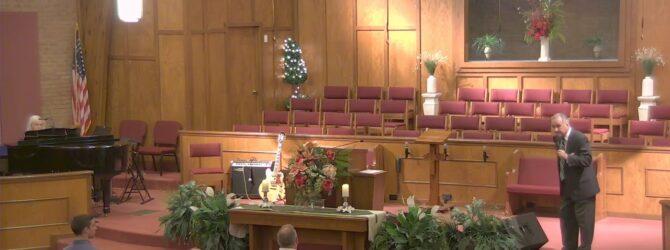 """""""Believing A lie"""" Pastor D.R. Shortridge"""