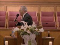 """Spiritual Strength"" Pastor D. R. Shortridge"