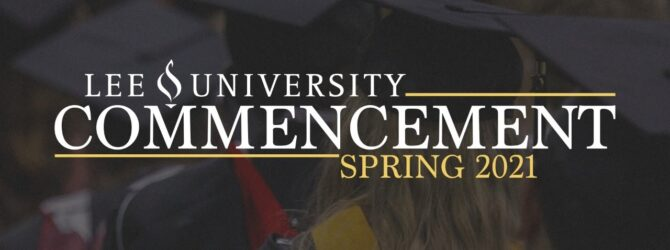Spring 2021 Commencement // Communication Arts, School of Music