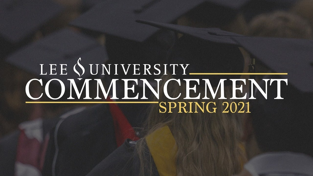 Spring 2021 Commencement // Language and Literature, College of Education