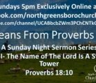 Sunday Evening May 30th