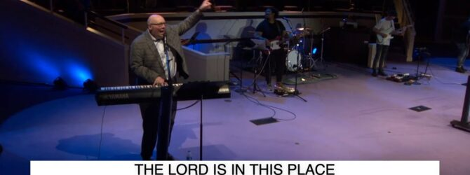 Sunday, May 16, 2021-Morning Worship Service