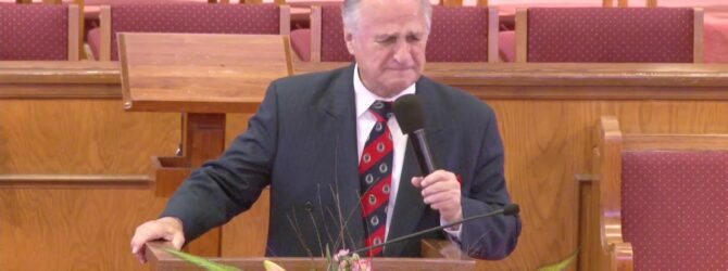 """""""The Church, Compared to the Mother"""" Pastor D.R. Shortridge Sunday Morning Service 05/09/21"""