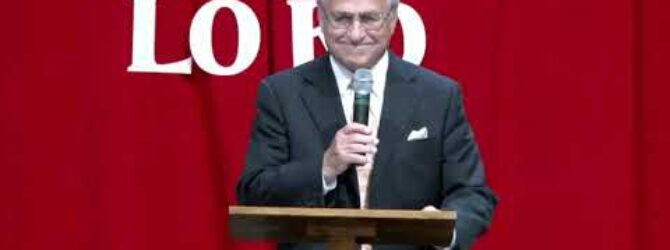 """""""The Conscience In Relation To The Spiritual"""" Pastor D. R. Shortridge"""