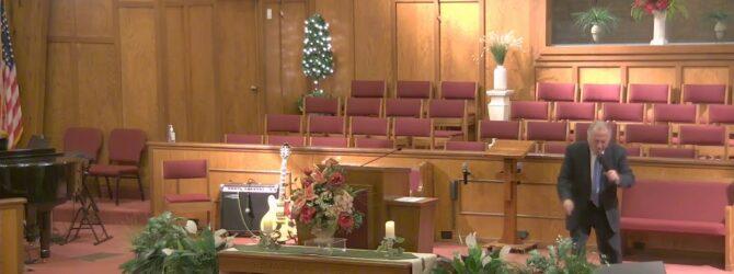 """""""The Speaking Cross"""" Pastor D.R. Shortridge"""