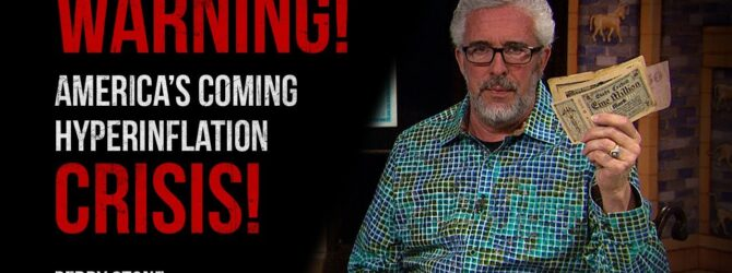 Warning! America's Coming Hyperinflation Crisis   Perry Stone