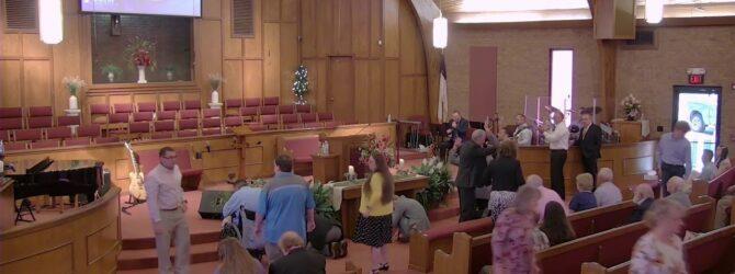 """Wonderful"" Pastor D.R. Shortridge Sunday Morning Service 05/16/21"