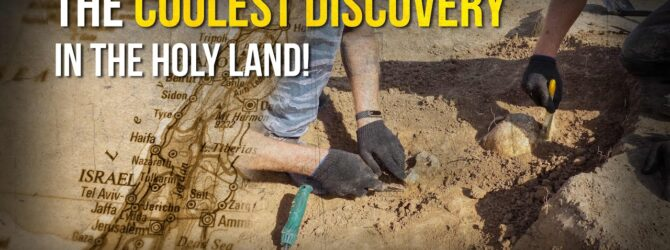 Coolest Discovery In The Holy Land! | Perry Stone