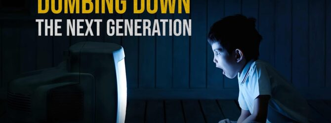 Dumbing Down the Next Generation | Perry Stone