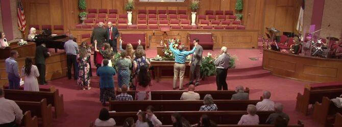 """Excellent Things"" Sunday Evening Service – June 20, 2021 Pastor D. R. Shortridge"