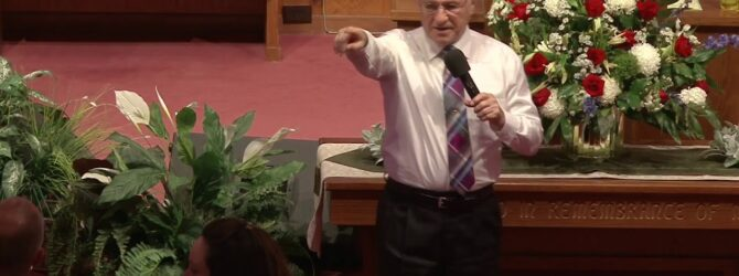 HolyGhost Service Pastor D.R. Shortridge Sunday Evening Service – June 27, 2021
